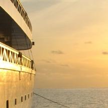 Sunset Malediven 2014